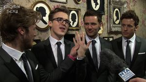 Tom McFly: 'I've lost my wedding ring'