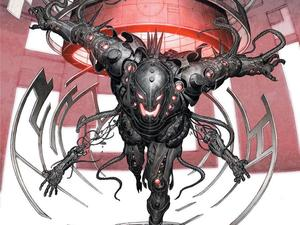 Adi Granov's variant covers for 'Age of Ultron'