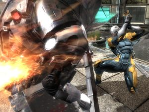 Metal Gear Rising: Revengeance Cyborg Ninja DLC screenshot