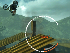 Urban Trial Freestyle screenshot on PlayStation Vita / PS3