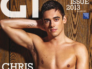 Gay Times Naked Issue 2013 - Chris Mears