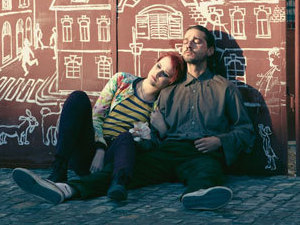 Shia LaBeouf & Evan Rachel Wood in &#39;The Necessary Death Of Charlie Countryman&#39; still