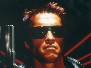 Arnold Schwarzenegger in 'Terminator'