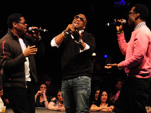 "Boyz II Men announce ""The Package Tour"" at Irving Plaza"