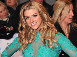 Anna Williamson - National Television Awards, The O2, London, Britain - 23 Jan 2012