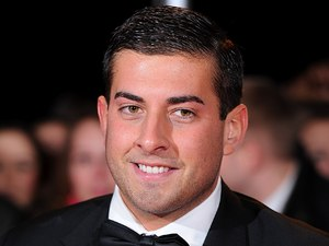 James &#39;Arg&#39; Argent arriving for the 2013 National Television Awards at the O2 Arena, London.