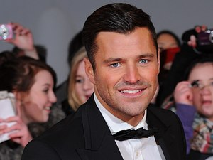 Mark Wright arriving for the 2013 National Television Awards at the O2 Arena, London.