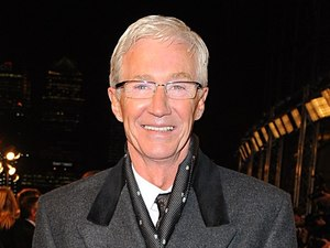 Paul O'Grady arriving for the 2013 National Television Awards at the O2 Arena, London.