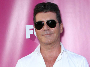 Simon Cowell The 'X Factor' Season Two Premiere Screening and Handprint Ceremony held at Grauman's Chinese Theater Los Angeles, California - 11.09.12