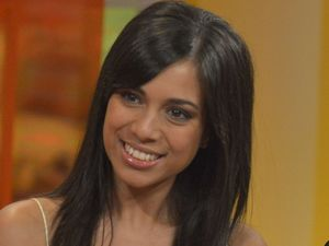 Emmerdale's Fiona Wade appears on Daybreak