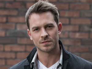 Ashley Taylor Dawson as Darren Osborne in Hollyoaks