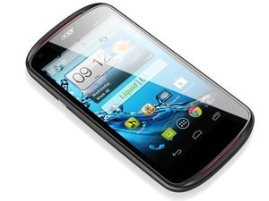 Acer Liquid E1 phone