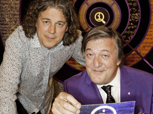 QI: Alan Davies and Stephen Fry