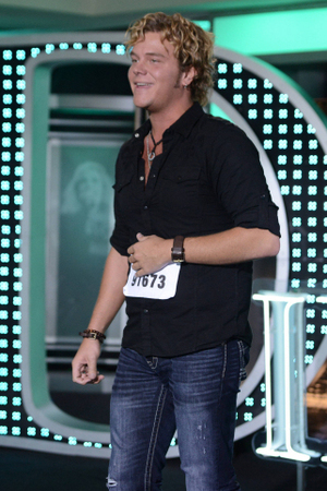 American Idol - Charlotte auditions: jimmy smith