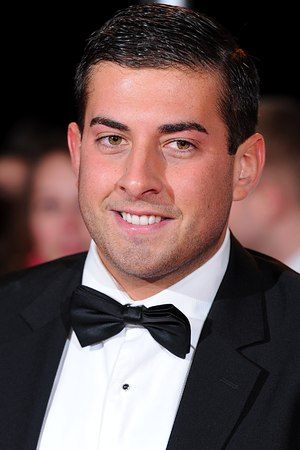 James 'Arg' Argent arriving for the 2013 National Television Awards at the O2 Arena, London.