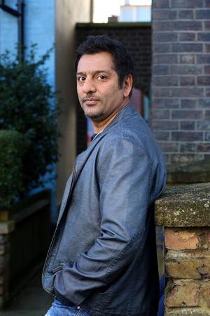 Nitin Ganatra as Masood Ahmed in EastEnders