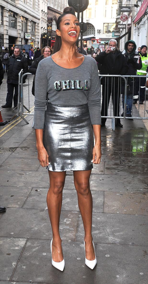 Alesha Dixon, Britain's Got Talent auditions