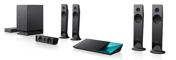 Sony BDV-N7100W home cinema system