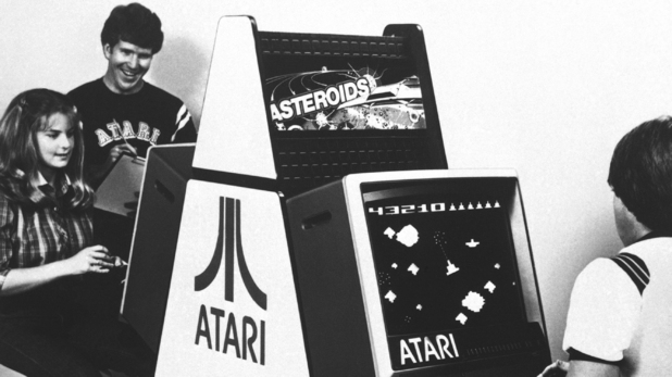 ATARI International Asteroids Tournament