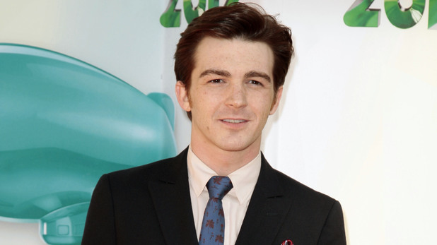 Drake Bell arrives at Nickelodeon's 25th Annual Kids' Choice Awards on Saturday, March 31, 2012 in Los Angeles.