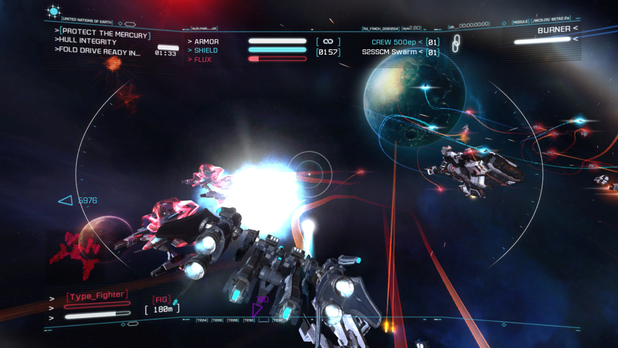 'Strike Suit Zero' screenshot