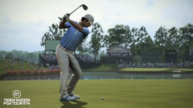 Rory McIlroy on Tiger Woods PGA Tour 14