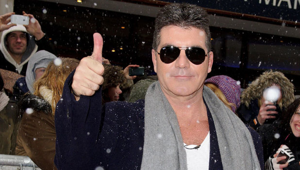 Simon Cowell is joined by fellow judges David Walliams, Alesha Dixson, Amanda Holden and presenters Ant & Dec at the London leg of the 2013 Britain's Got Talent auditions.