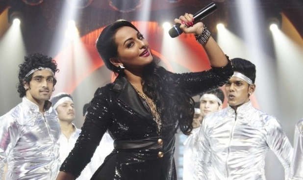 Sonakshi Sinha in 'Thank God Its Friday'