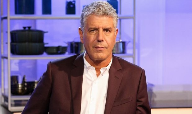 'The Taste' judges: Anthony Bourdain