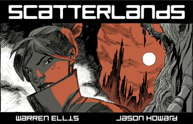 'Scatterlands' artwork