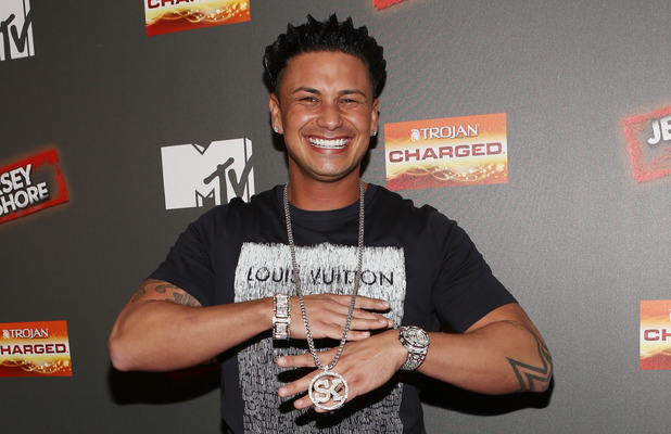 "Paul ""Pauly D"" DelVecchio attends the Jersey Shore Final Season Premiere Party, on Thursday, Oct. 4, 2012 in New York."