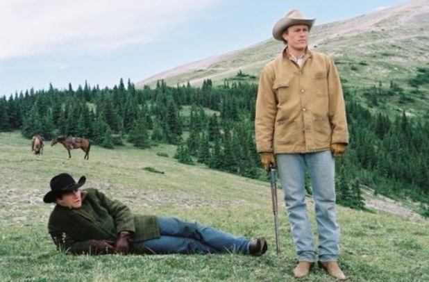 Heath Ledger, Jake Gyllenhaal, Brokeback Mountain