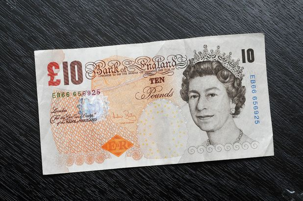 Ten-pound note
