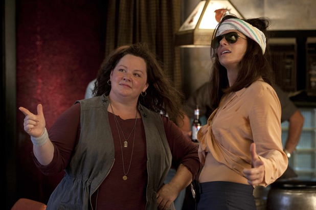 The Heat, Sandra Bullock, Melissa McCarthy