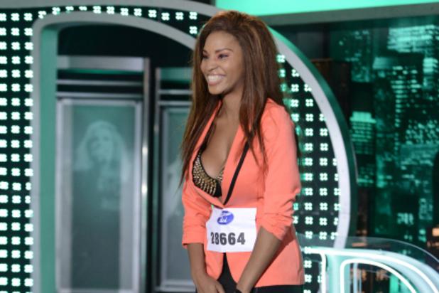 American Idol - Charlotte auditions: Naomi Morris