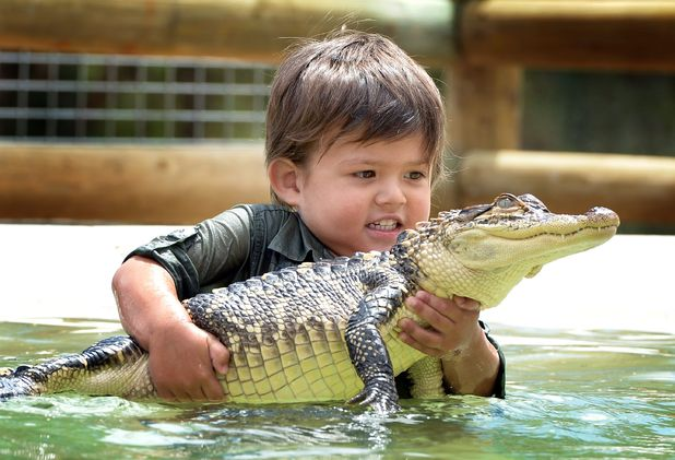 Charlie Parker, mini Crocodile Dundee
