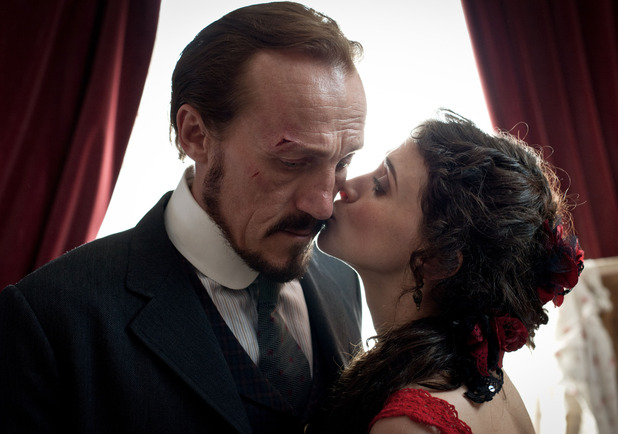 Ripper Street - Season 1, Episode 5 ('The Weight of One Man's Heart') Bennet Drake (Jerone Flynn) and Rose (Charlene McKenna)