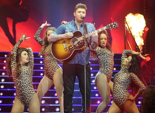 The X Factor Tour 2013: James Arthur