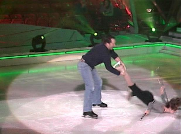 David Seaman, Pam O'Conner, Dancing On Ice