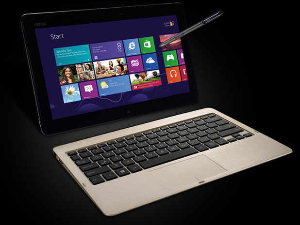 Asus VivoTab tablet