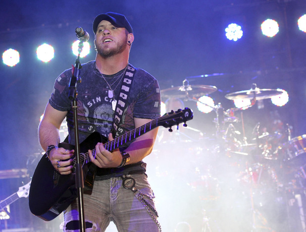 Brantley Gilbert, ACM Freemont Street Experience, March 2012