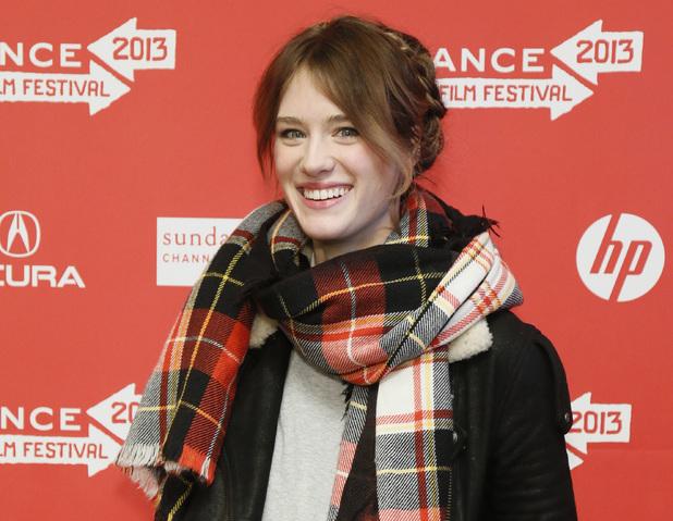 Mackenzie Davis at the 2013 Sundance Film Festival