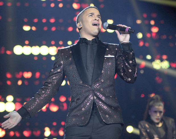 The X Factor Tour 2013: Jahmene