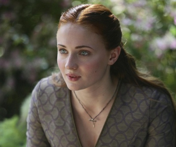 Game of Thrones - Season 3: Sophie Turner as Sansa Stark