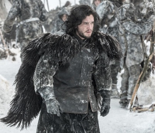 Game of Thrones - Season 3: Kit Harington as Jon Snow