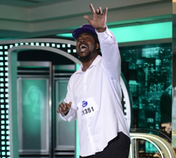 American Idol - Charlotte auditions: Rodney Barber