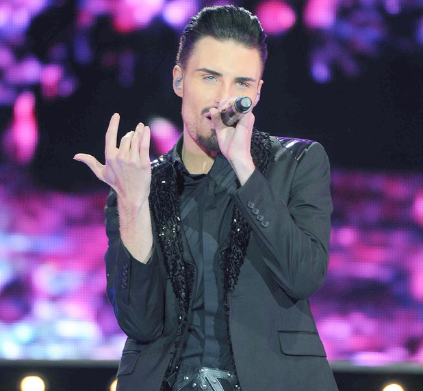 The X Factor Tour 2013: Rylan Clark