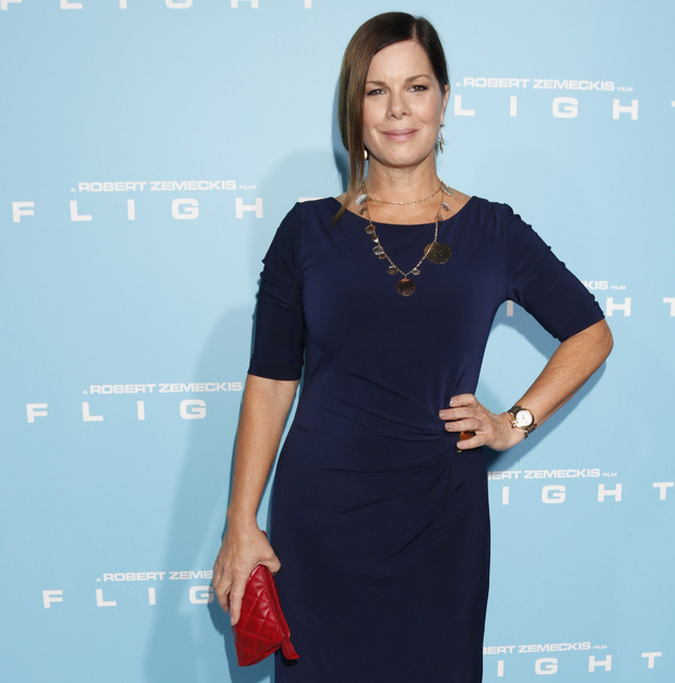 Marcia Gay Harden, 'Flight' Los Angeles premiere, October 2012