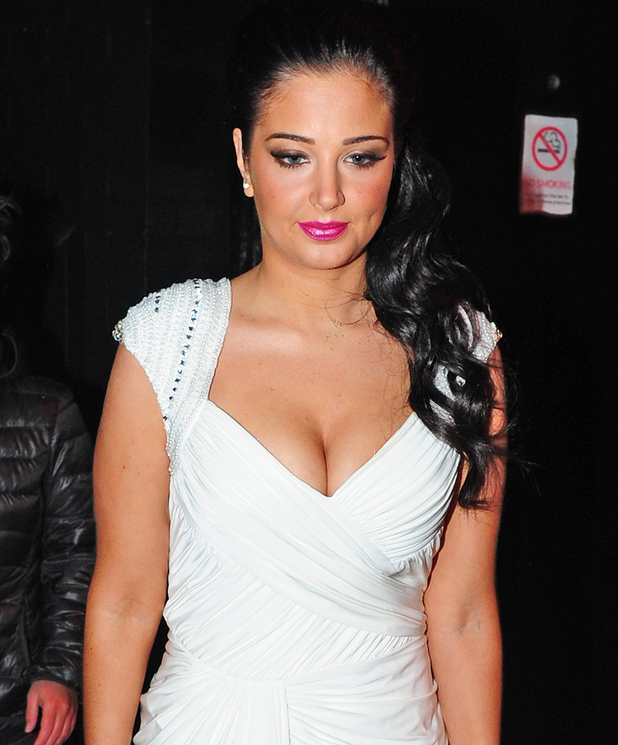 Tulisa Contostavlos seen leaving KOKO in Camden Featuring: Tulisa Contostavlos Where: London, United Kingdom When: 23 Jan 2013 Credit: Craig Harris/WENN.com