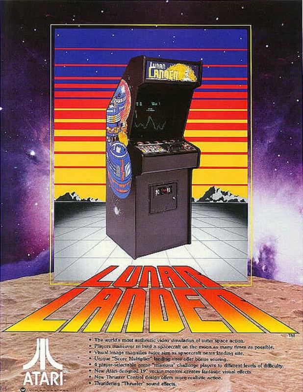 Lunar Lander (1979)